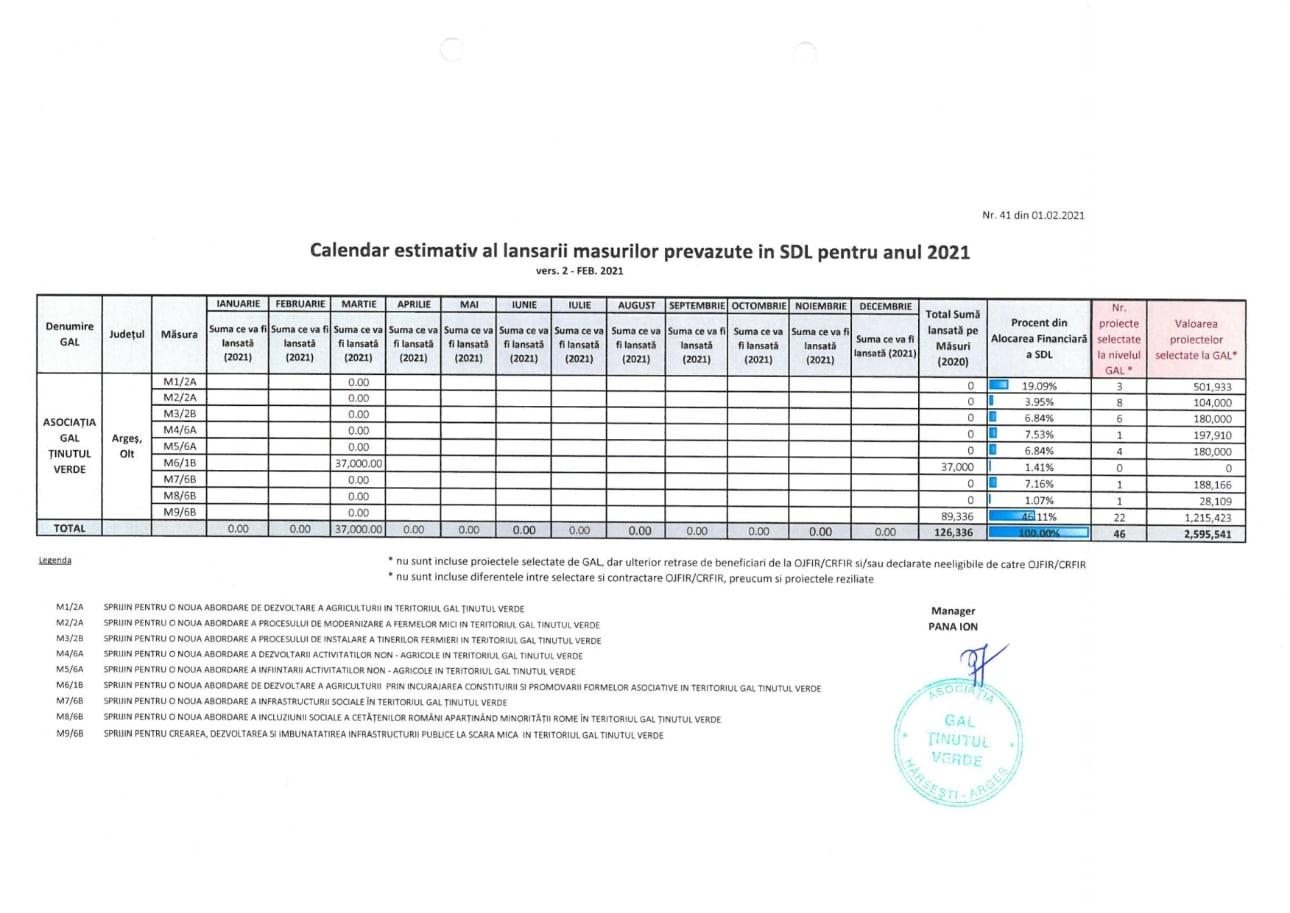 Calendar estimativ lansare proiecte 2021_Asociatia GTV vers.2_feb.2021